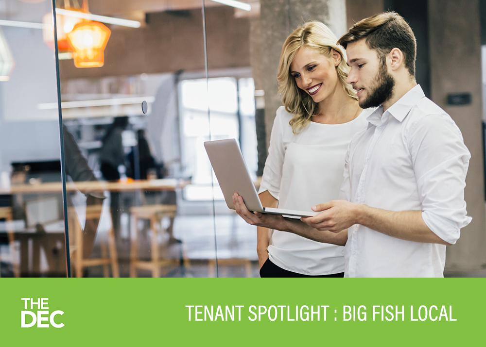 Tenant Spotlight: Seth Evans of Big Fish Local