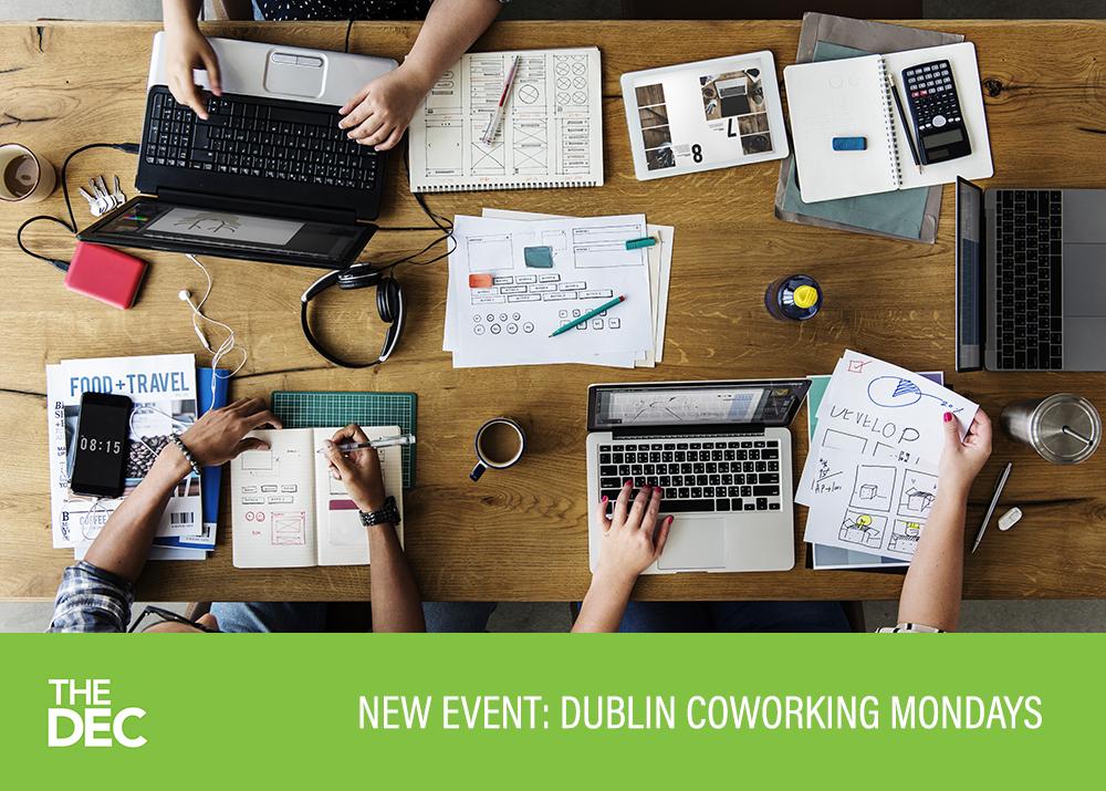 Dublin Coworking Mondays