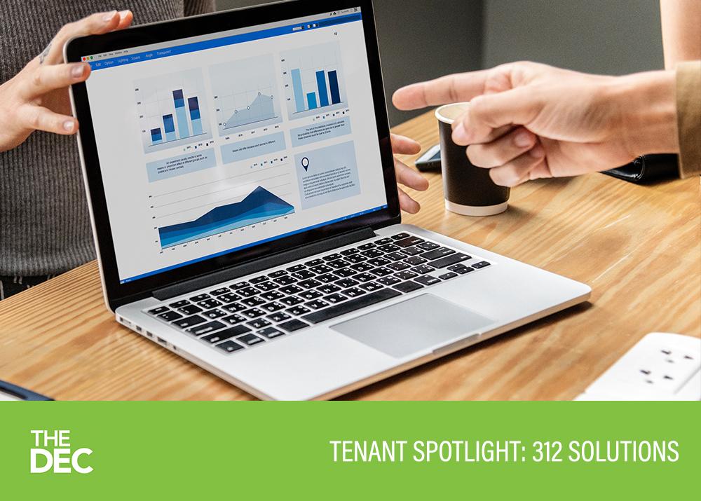 Tenant Spotlight: Christian Brown 312 Solutions