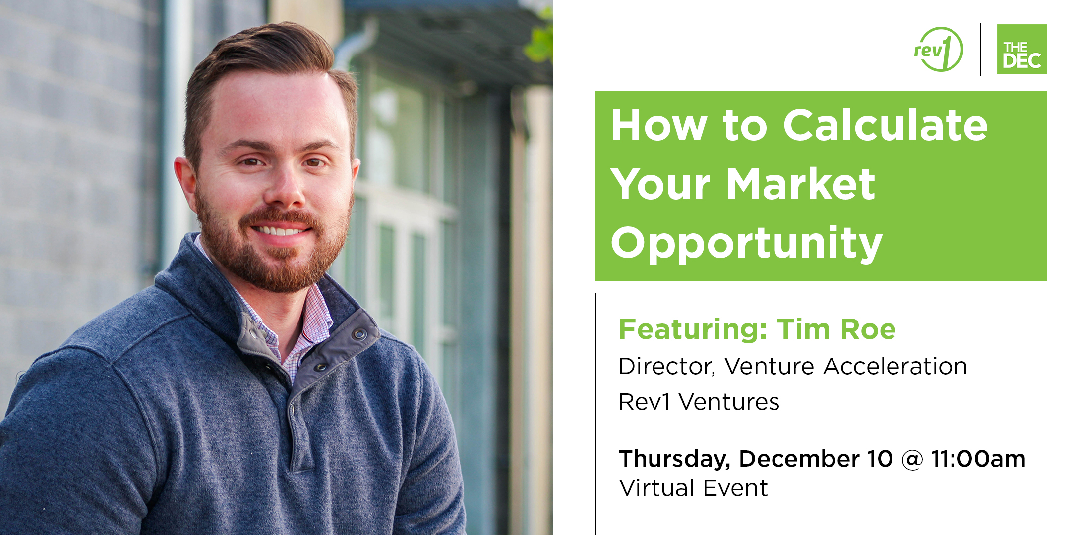WATCH NOW: How To Calculate Your Market Opportunity Virtual Event