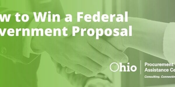 How to Win a Federal Government Proposal